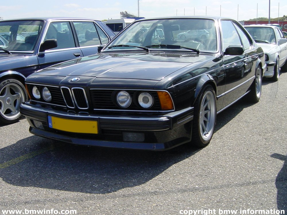 Information About Amazing Bmw Bmw E24 6 Series