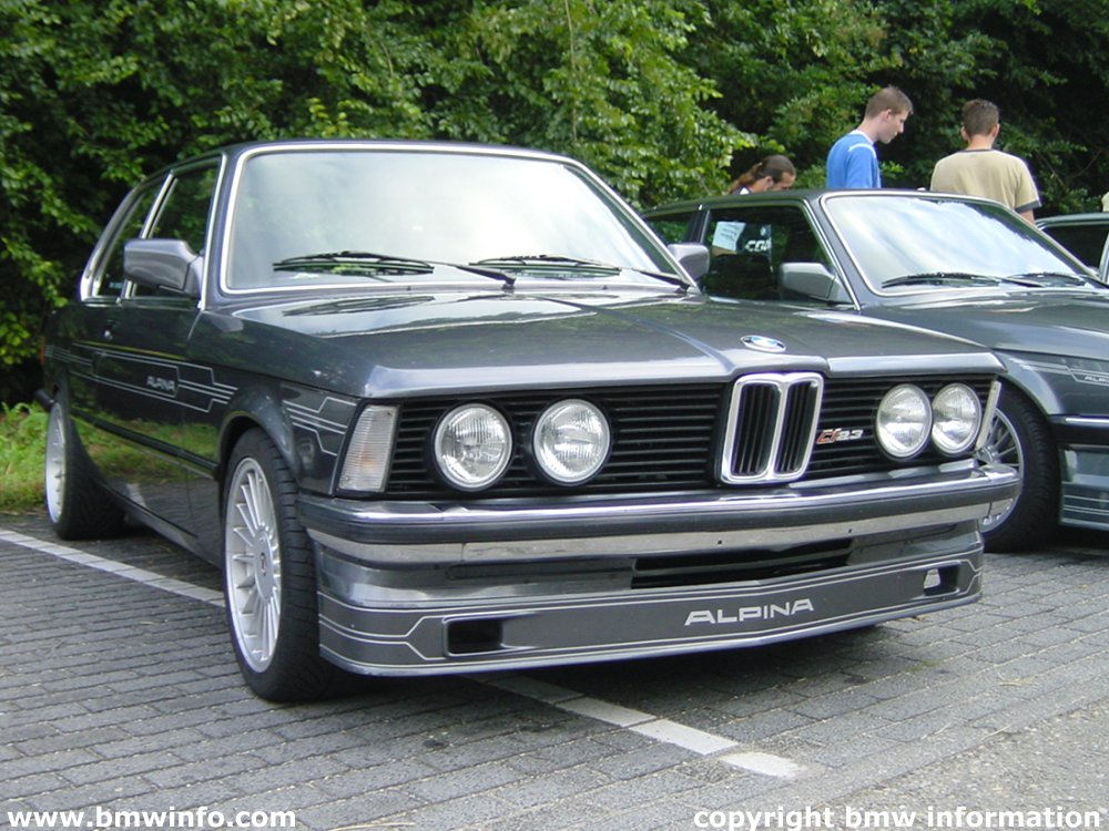 Megapost BMW Entra Y Miraloon Bmw 1800 Ti
