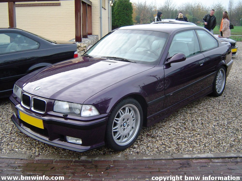Information About Amazing Bmw Bmw E36 M3