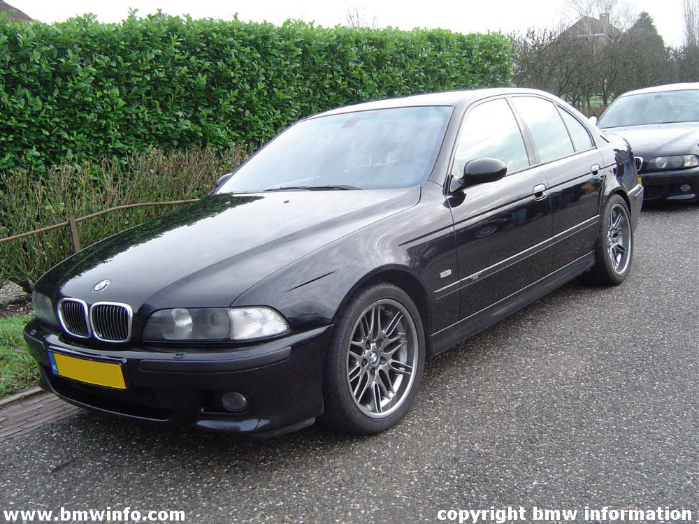 Information About Amazing Bmw Bmw M5 E39