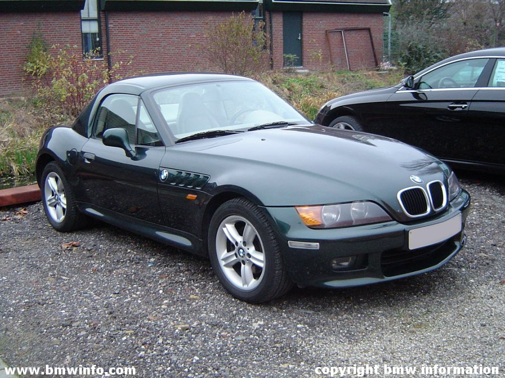 information about amazing bmw bmw z3. Black Bedroom Furniture Sets. Home Design Ideas