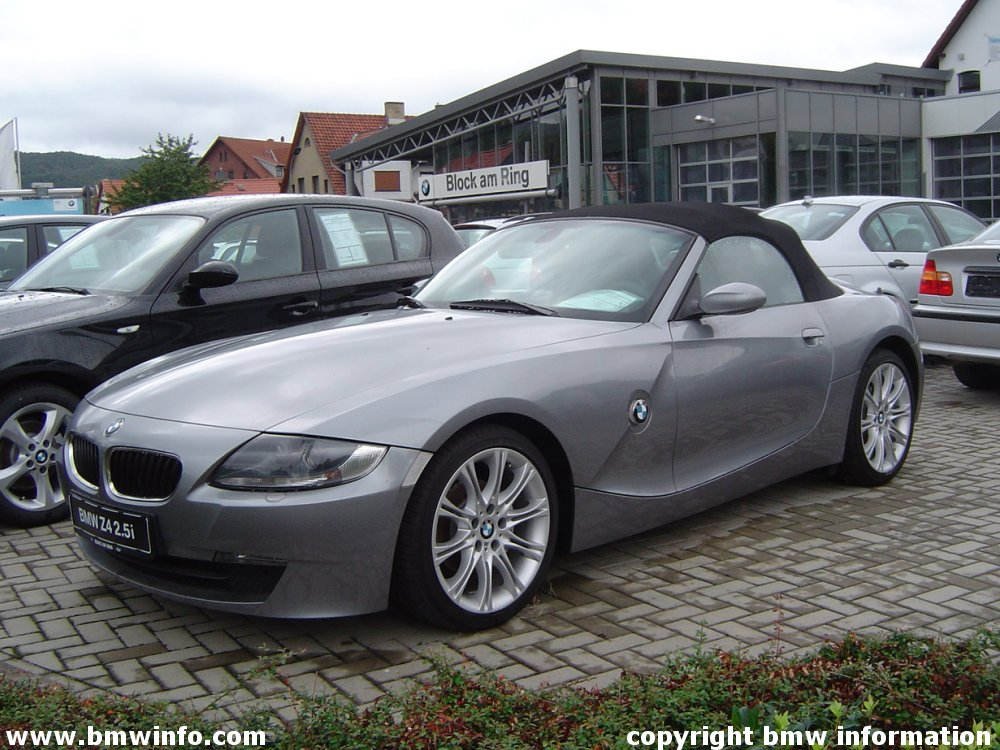 Information About Amazing Bmw Bmw Z4